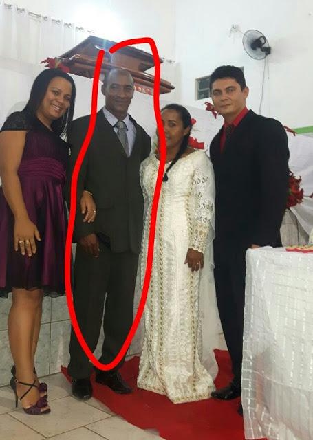 SÃO VICENTE FERRER/MA – Morto após grave acidente se casou ontem