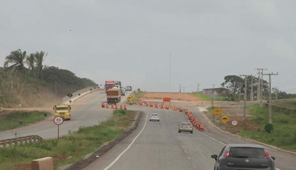 MARANHÃO – ACREDITE SE QUISER: Duplicação da BR 135 estará concluída até dezembro, diz superintendente do DNIT.