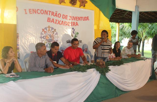 Realizado em São Vicente, I Encontrão da Juventude mobiliza diversos municípios da Baixada Maranhense