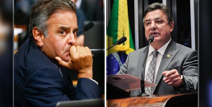 Senador de Minas Gerais admite ser traficante de drogas