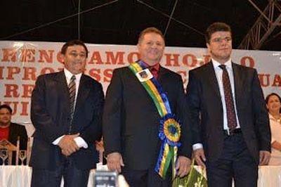PORTO FRANCO/MA – Polícia prende ex-prefeito e ex-secretários