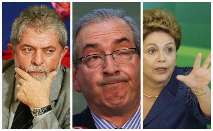 BOMBA: Cunha deprimido, vai delatar Dilma e Lula. Isso vai acabar em intervenção Militar