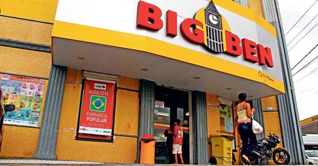 Crise: farmácias Big Ben fecham no Maranhão e em mais 4 estados