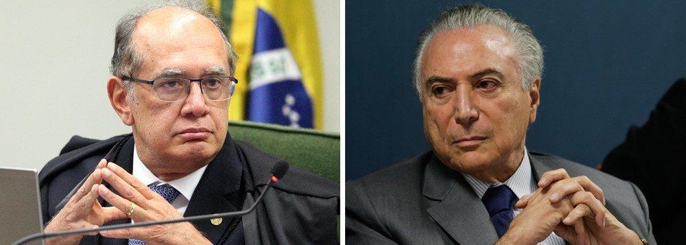 TSE RETOMA CASSAÇÃO DE TEMER NO DIA 6 DE JUNHO