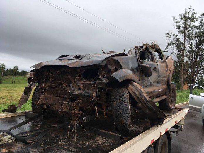 Polícia não sabe o que 'tirou' da pista carro do filho de empresário citado pela JBS que morreu no local