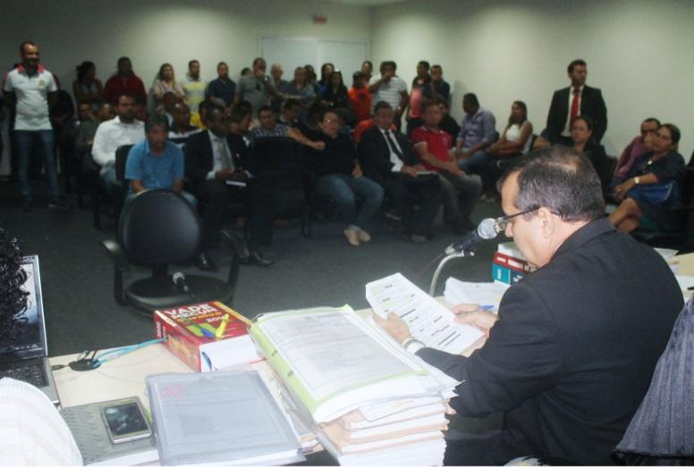 Justiça ouve envolvidos nas fraudes das carteiras de habilitação