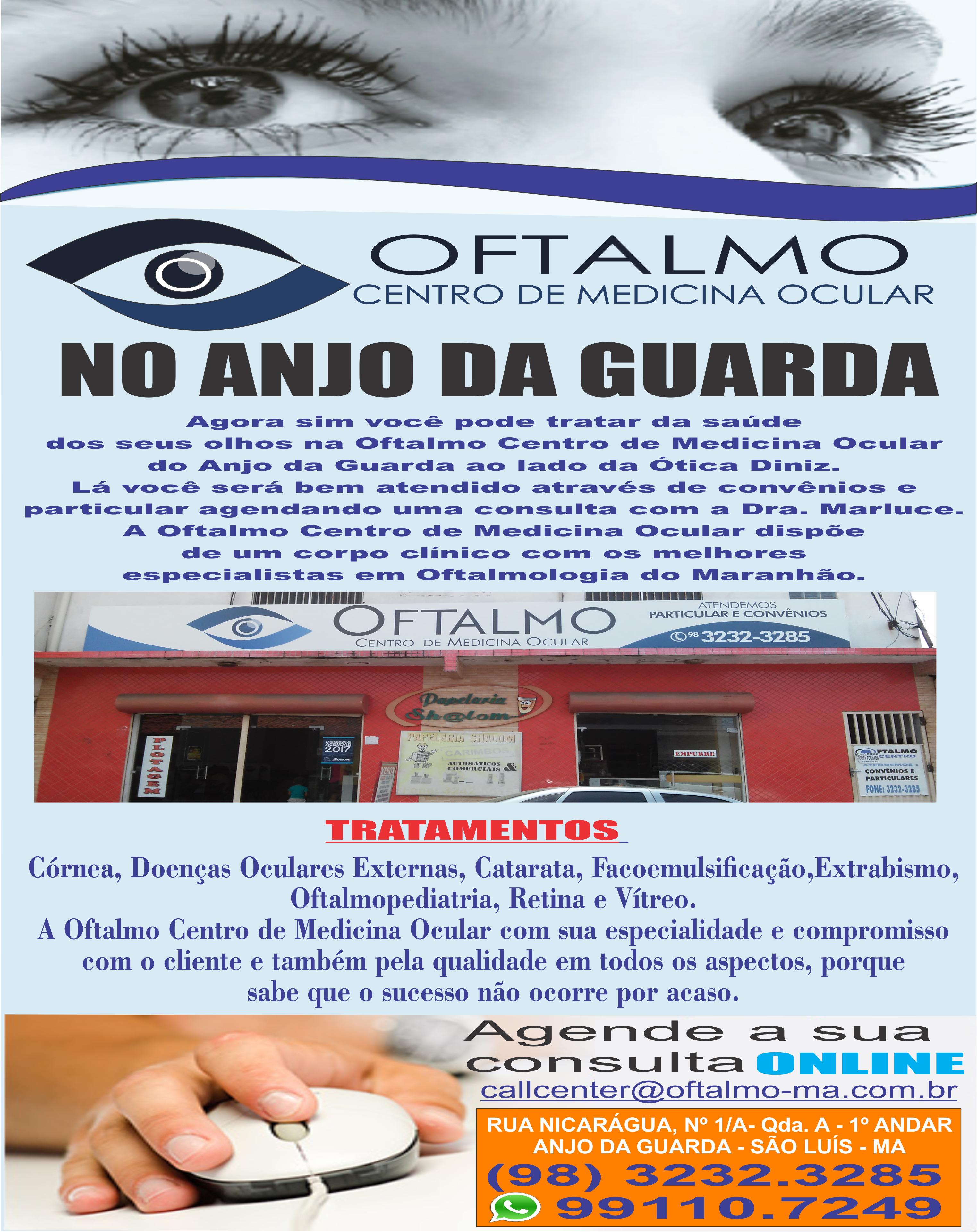 INFORMATIVO DA SEMANA – Oftalmo Centro de Medicina Ocular
