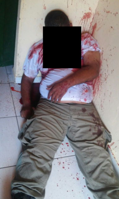 PAQUETA/PI – Policial é morto dentro de delegacia ao fazer a condução de um preso