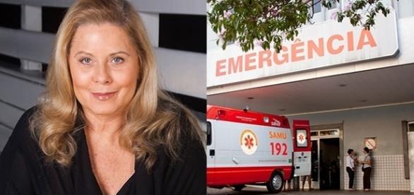 Vera Fischer, com problemas respiratórios, é internada em CTI de hospital do Rio