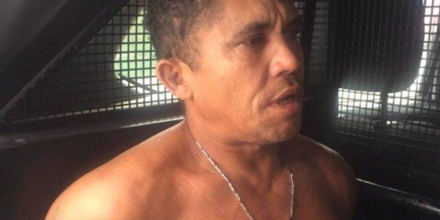 MARANHÃO – Preso acusado de estuprar enteadas de 15, 13 e 10 anos no interior