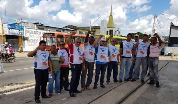 SÃO LUÍS/MA – Rodoviários são convocados para nova Assembléia na segunda (19).