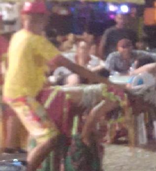 SÃO LUÍS/MA – Cacuriá deixa público chocado com dança erótica no Arraial do Cohatrac