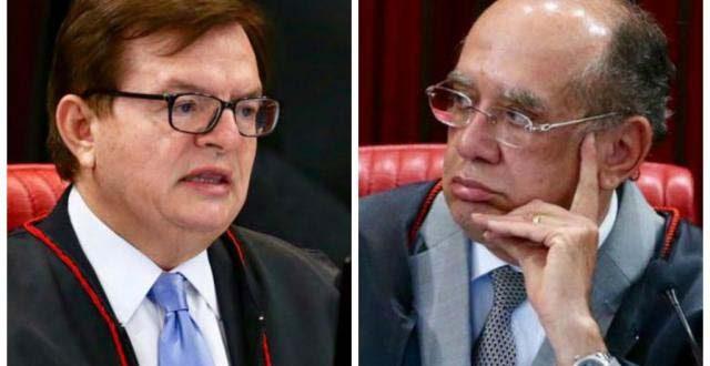 Relator mostra que Gilmar fazia barraco para cassar Dilma, agora quer absolver Temer