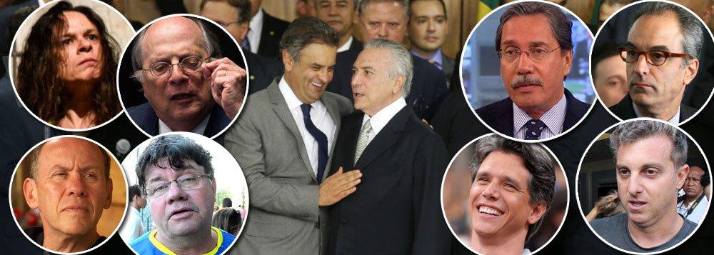 FALSO MORALISMO TUCANO DEIXA LEGIÃO DE ÓRFÃOS
