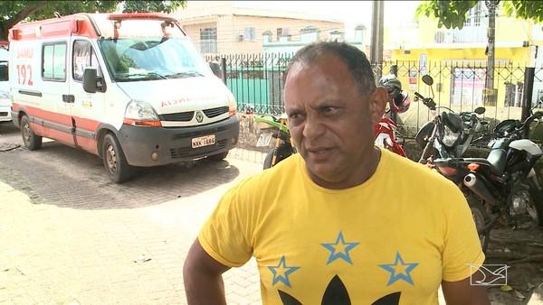 Bandido baleado pela polícia rouba ambulância e foge do Socorrão II