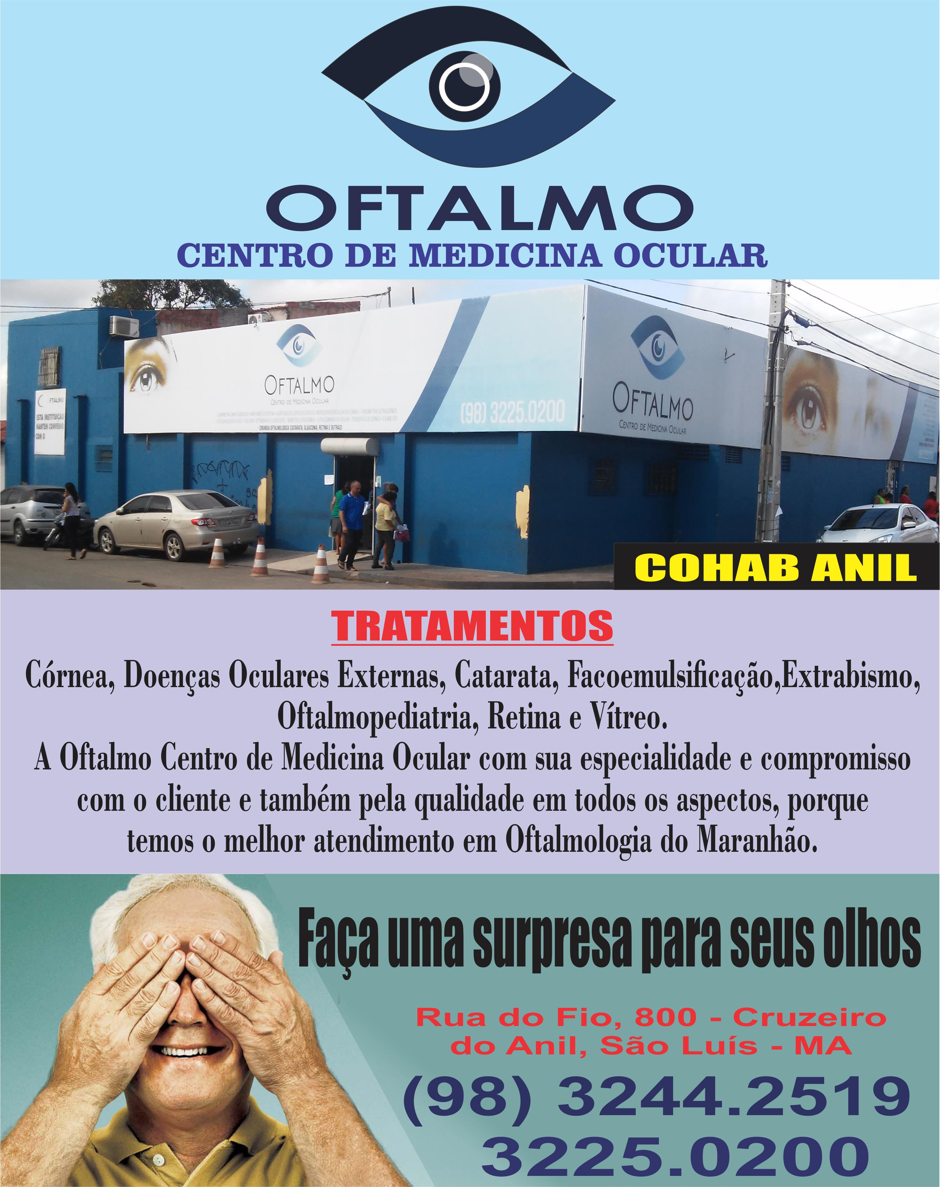 INFORMATIVO – Oftalmo Centro de Medicina Ocular