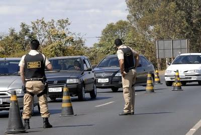 Fiscalização nas rodovias federais será reforçada até domingo (18)