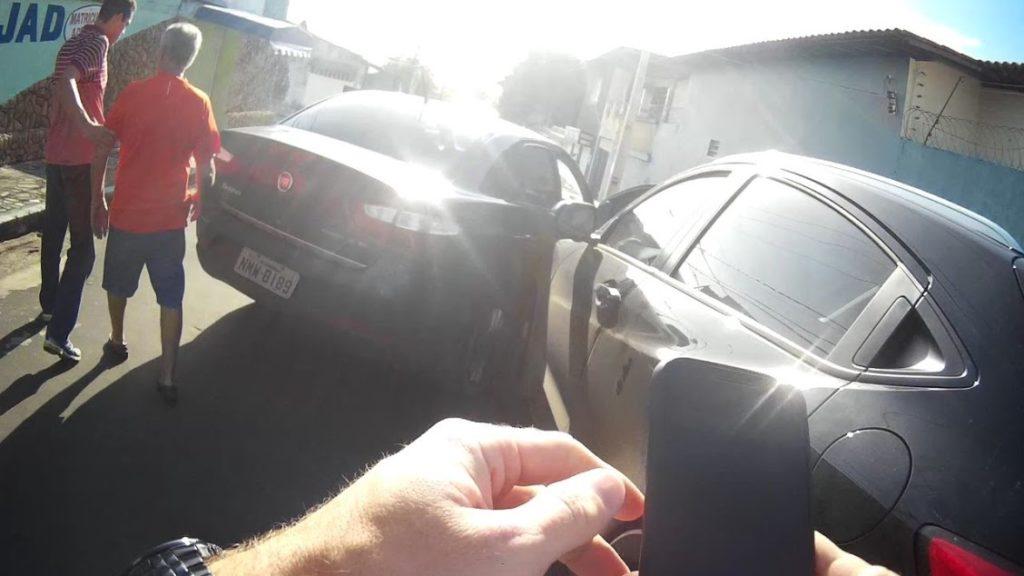 SÃO LUÍS/MA – VÍDEO! Funcionário do IDAC foi preso com R$ 71 mil em dinheiro vivo