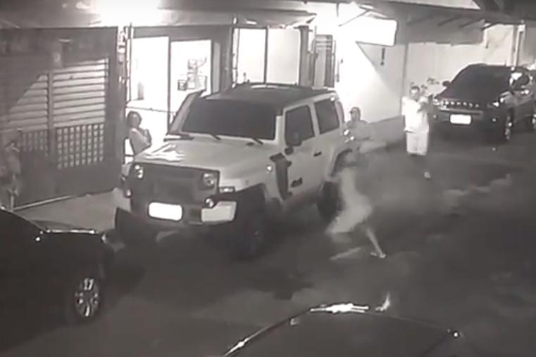 SÃO LUÍS/MA – Policial reage e impede emboscada de traficantes