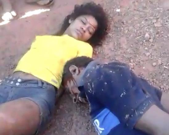 MARANHÃO – Casal de assaltantes tenta roubar taxista e é linchado