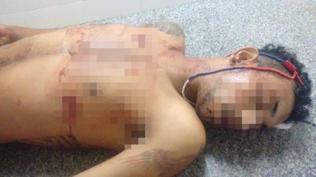 SÃO LUÍS/MA – Durante troca de tiros com policiais, morre bandido que assaltou e baleou tenente da PM