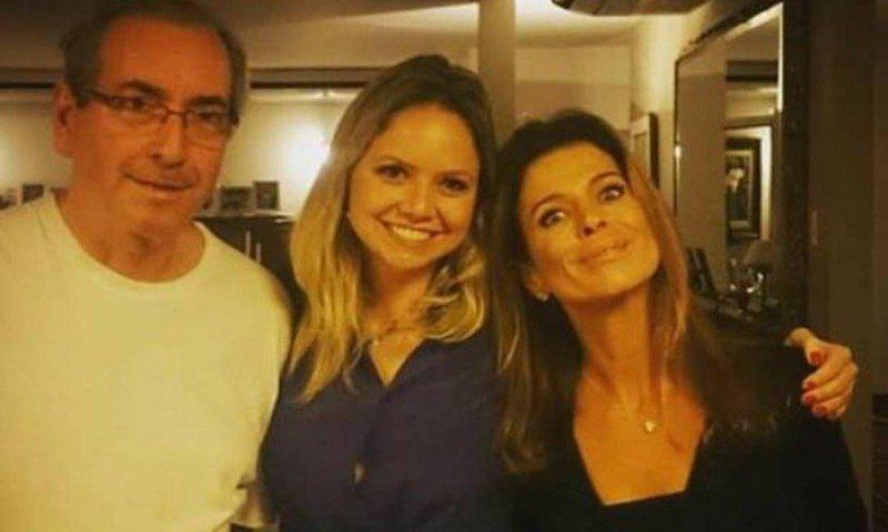 Depois de Moro deixa-la solta, filha de Cunha vai se candidatar a deputada federal
