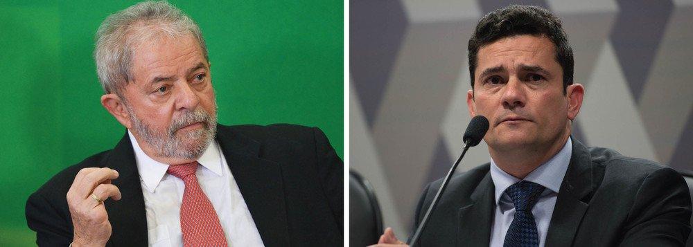 MORO CONFISCA IMÓVEIS DE LULA E BLOQUEIA R$ 606 MIL EM SUAS CONTAS