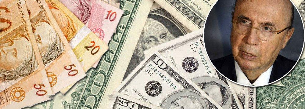 MEIRELLES GANHOU R$ 217 MI EM 2016 E MANTINHA SUA FORTUNA FORA DO BRASIL