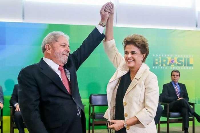 Ação que questionava nomeação de Lula como ministro é extinta por falta de provas