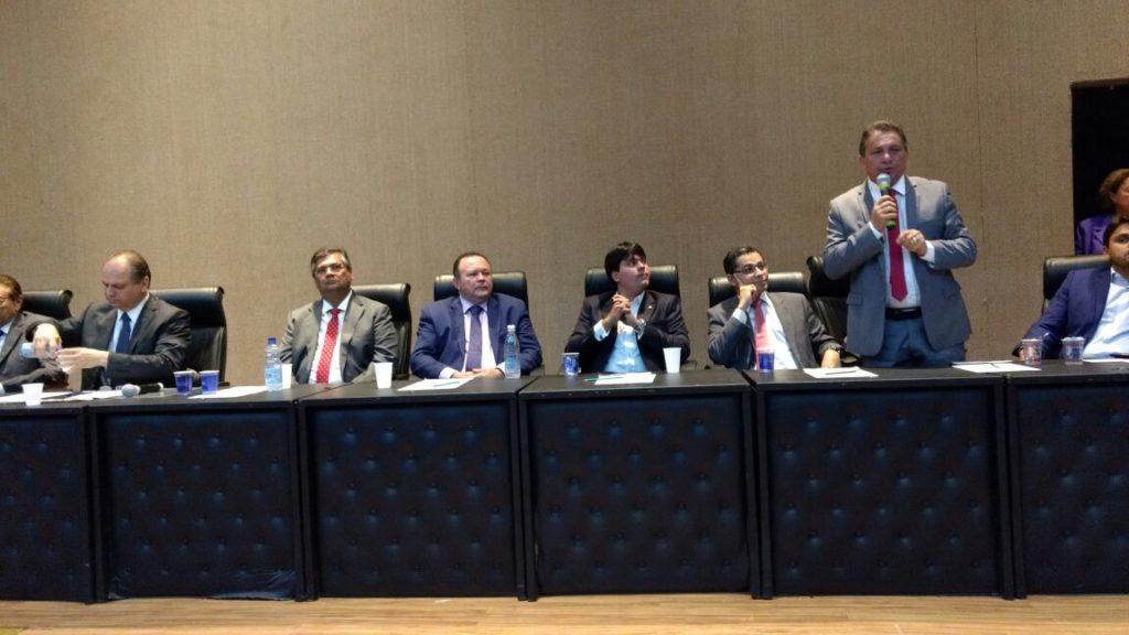 SÃO LUÍS/MA – Cleomar Tema destaca anúncio de reforço do SUS pelo ministro da Saúde