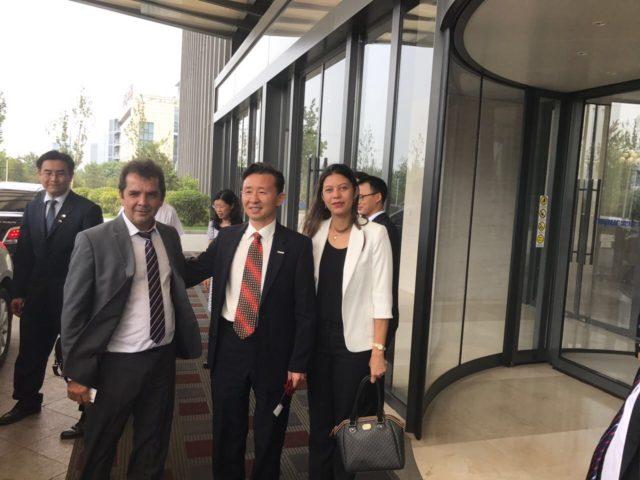 SANTA RITA/MA – Hilton Gonçalo quer trazer ideias bem sucedidas da China