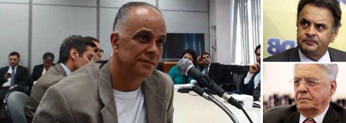 EXTRA: Marcos Valério delata FHC e Aécio Neves