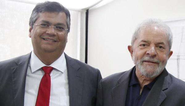 SÃO LUÍS/MA – Lula será recebido por Flávio Dino no Palácio dia 3 de setembro.