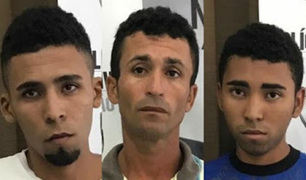 SANTA RITA/MA – Presos em suspeitos do assassinato do vereador Miguel Gogó