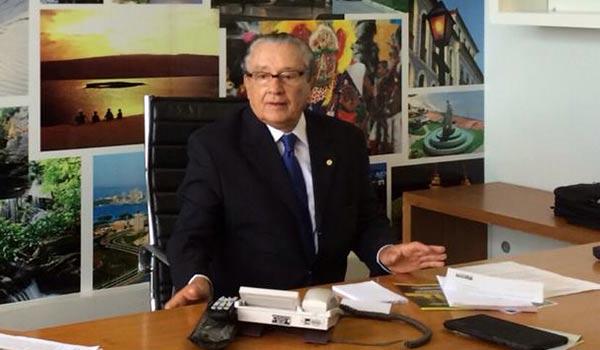 MARANHÃO – PF pede ao STF mais prazo para investigar José Reinaldo na Lava Jato