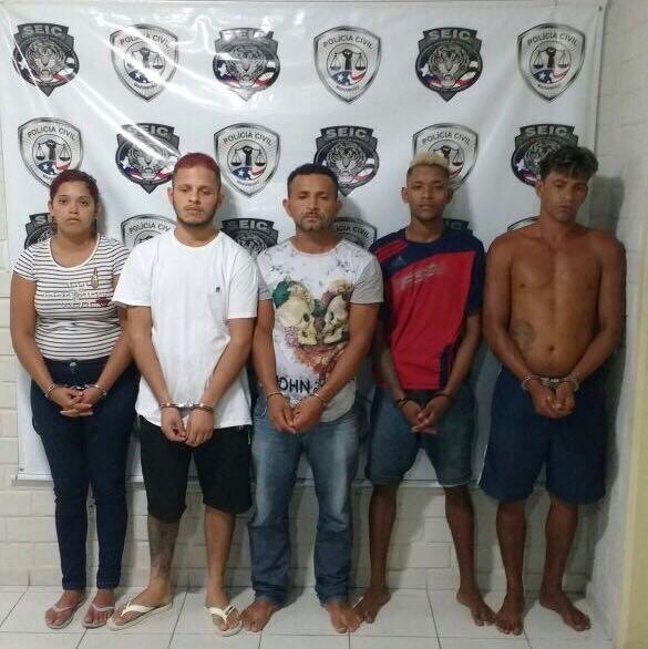 São Luis/MA – Presos acusados de sequestrar enteado deficiente e matar padrasto em São luís