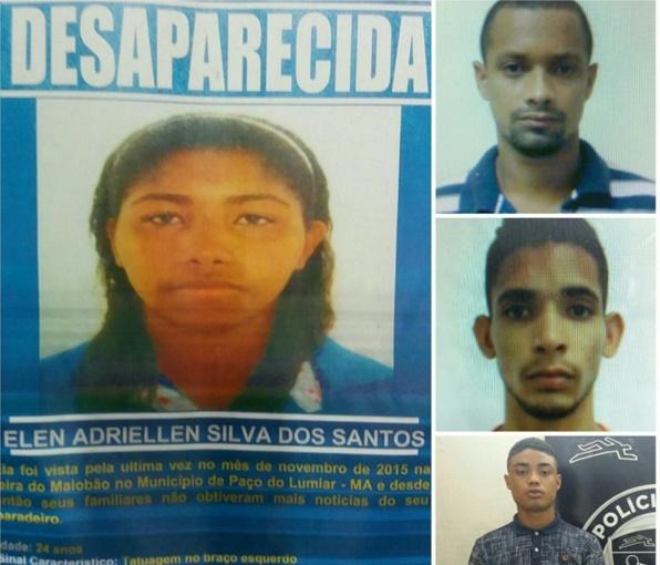 SÃO LUÍS/MA – Por ciúmes, preso em Pedrinhas manda matar ex-namorada