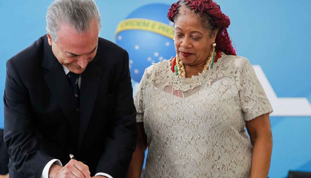 Ministra de Temer cita trabalho escravo para pedir aumento de salário para R$ 61 mil