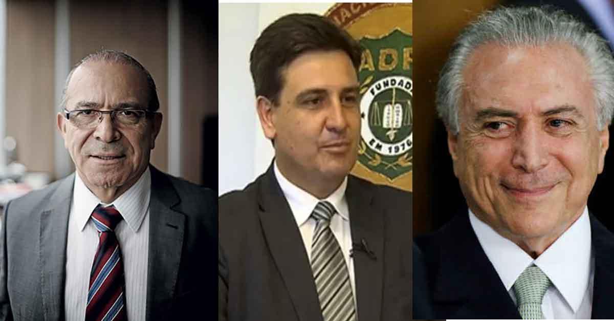 Eliseu Padilha, investigado em vários processos, foi quem indicou novo diretor geral da PF