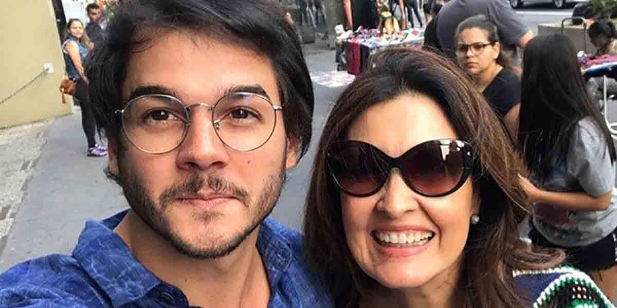 Novo namorado de Fátima Bernardes é contra Globo, Temer e é brizolista
