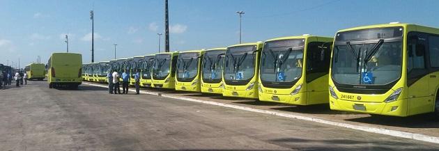 ENEM: Prefeitura de São Luís assegura frota de 100% dos ônibus