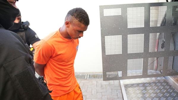 MARANHÃO – Acusado de estupro no Angelim foi apresentado na Casa da Mulher Brasileira.