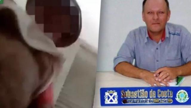Vídeo de vereador se masturbando dentro de escola pública viraliza na internet