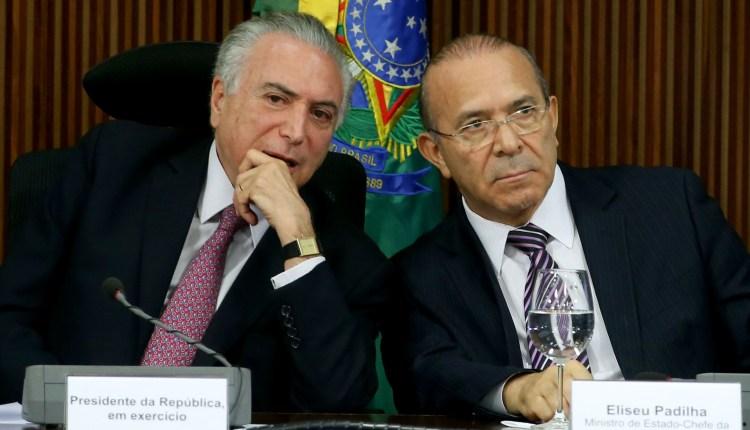 TUCANOS EM PARAFUSO! Temer Comunica A Alckimin Que Se Reforma Não Passar, Economia Não Melhora E Lula Elegerá 'Novo Presidente'; SAIBA!