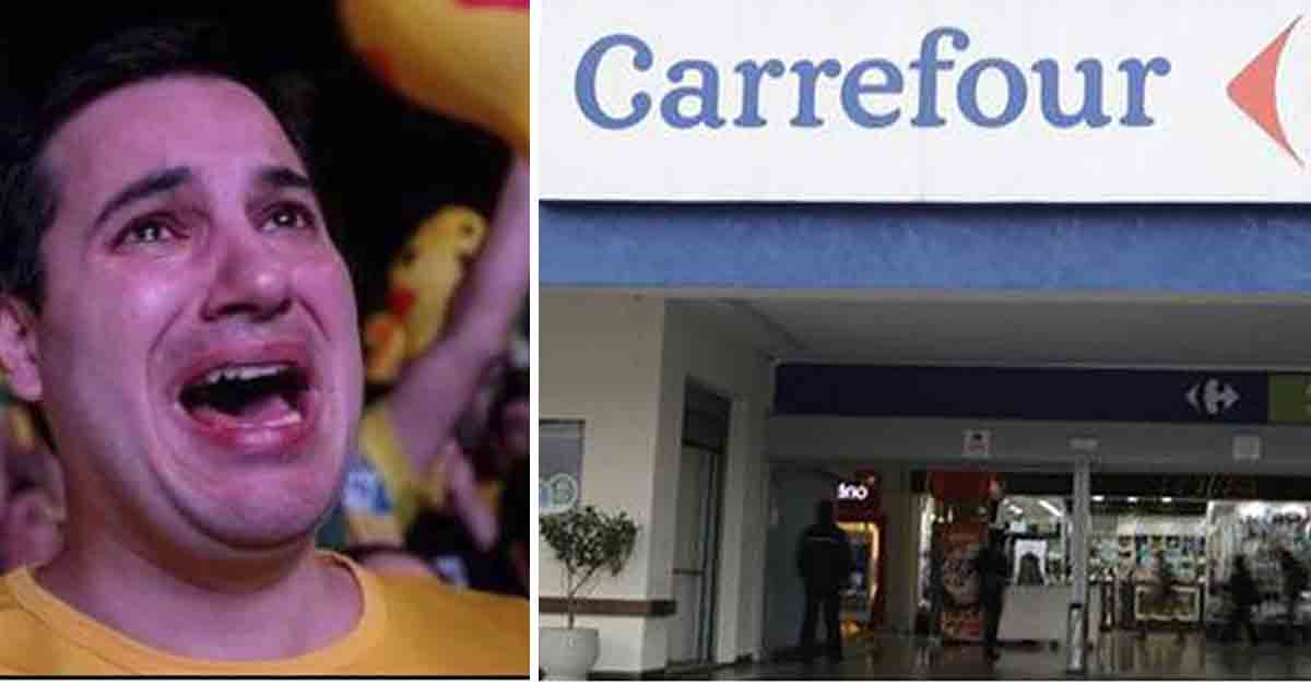 Trabalhadores reivindicam direitos e acabam demitidos no Carrefour