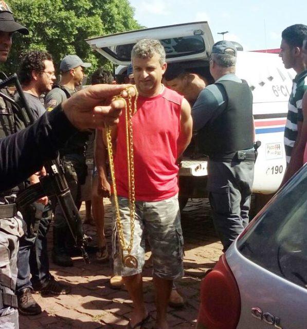 Urgente! Primo do governador do Piauí é preso por assaltar fazendeiro no Maranhão