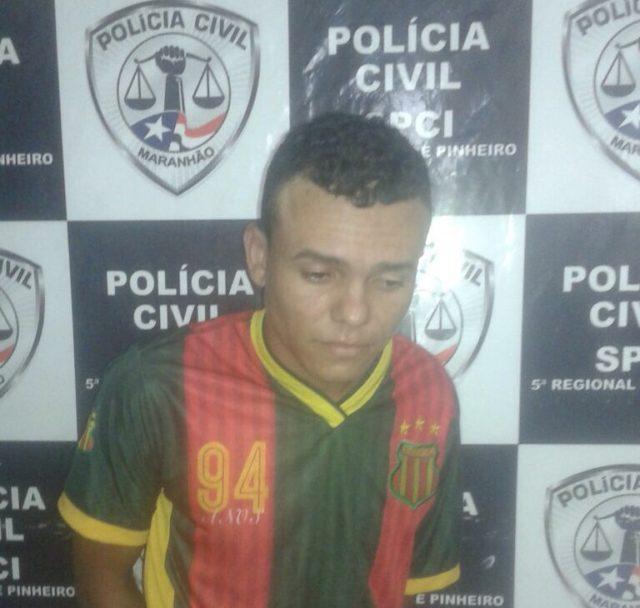 Polícia prende suspeito de atirar em estrangeiro em Pinheiro; português ficou paraplégico