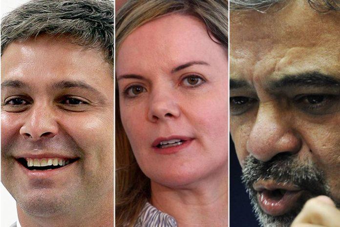 GLEISI AMEAÇA: Oposição fala em renuncia coletiva se Lula for preso