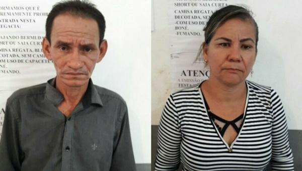 Policia prende casal de estelionatários que agia em Santa Rita e Rosário.