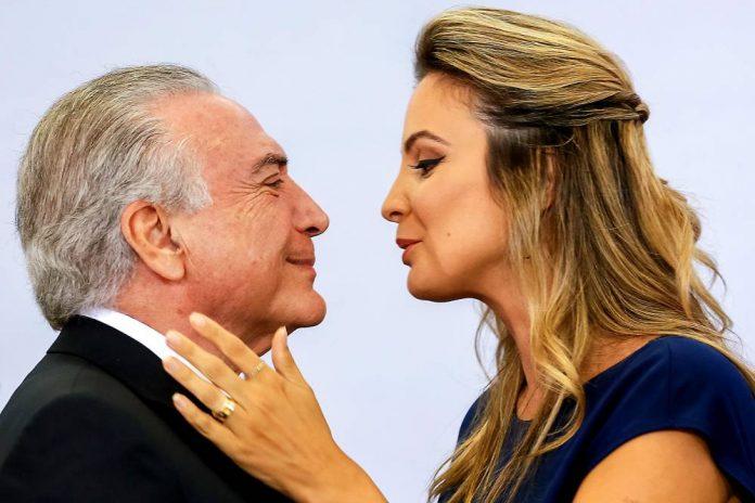 DELAÇÃO: Temer comprou para Marcela um andar inteiro em um dos prédios mais caros de São Paulo